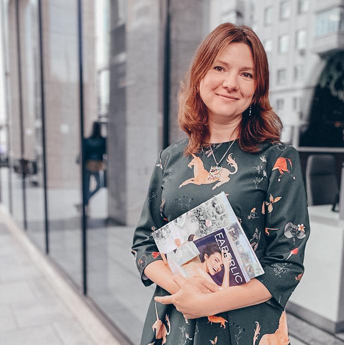 Наталья Сенькина